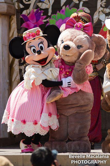Minnie Mouse & Shelly Mae
