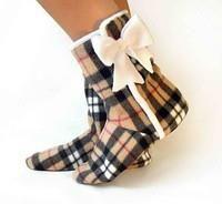 Домашние тапочки стильная обувь