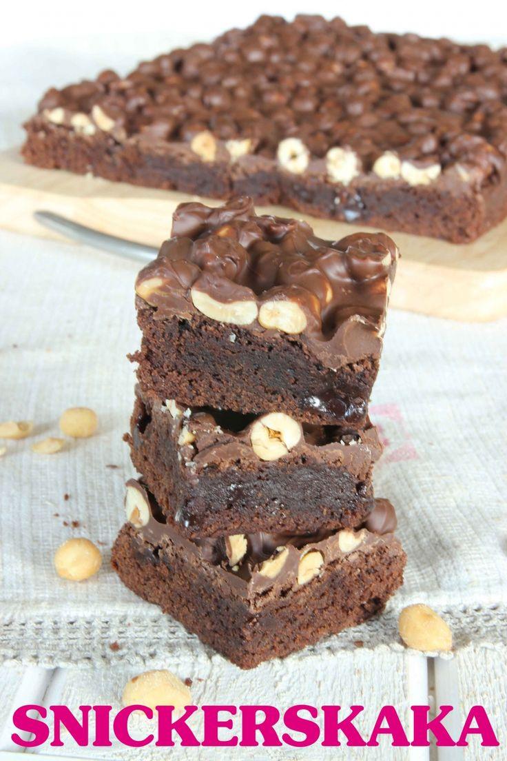Kan inte bli annat än bra när jordnötter och choklad är inblandade