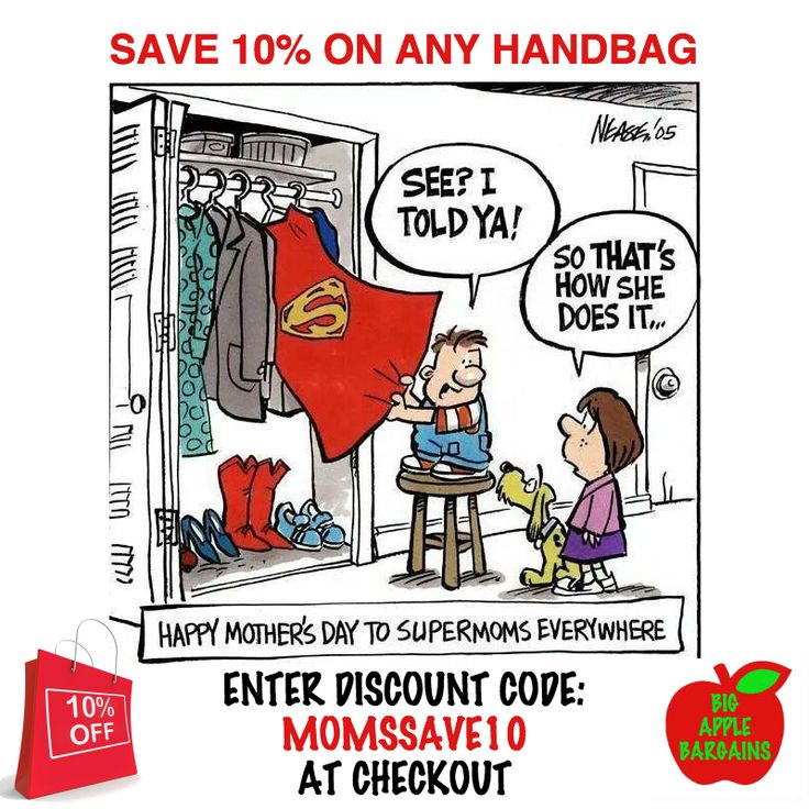 FREE SHIPPING & NO TAXES & SAVE 10% on any of our totes & bags!  At checkout enter Discount Code:  MOMSSAVE10  Hope all Mother's out there enjoy the weekend!! ♥ 【ツ】