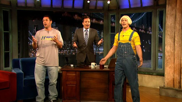 Adam Sandler's Father's Day Song with Jimmy Fallon and Andy Samberg (Lat...