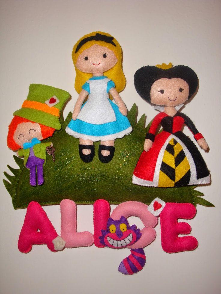 Fanta Feltro: Fuoriporta Alice nel paese delle meraviglie