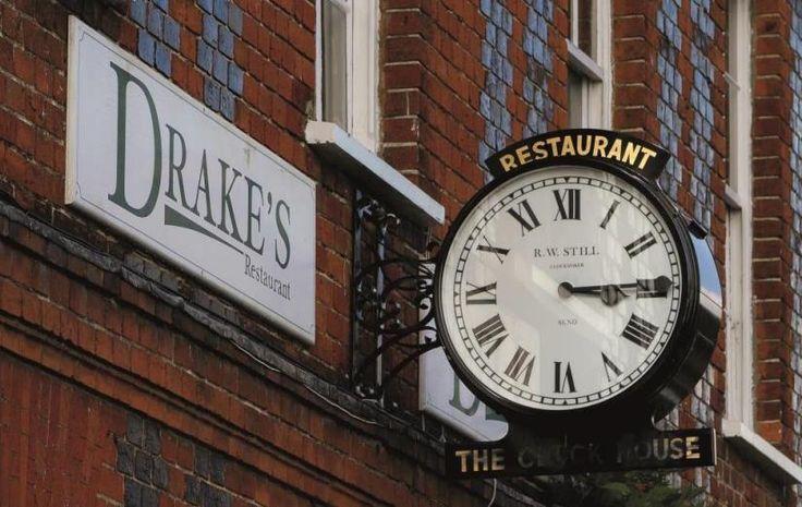 Steve Drake - chef drake's restaurant interview. #TG2Where2Eat