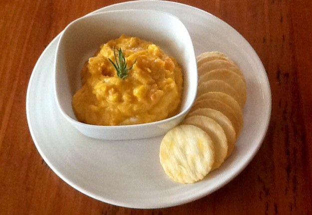 Pumpkin and sweet potato dip - Real Recipes from Mums