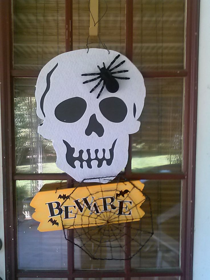 Shop for halloween door decor on Etsy the place to express your creativity through the buying and selling of handmade and vintage goods. & 9 best Halloween images on Pinterest | Door hangings Halloween ...