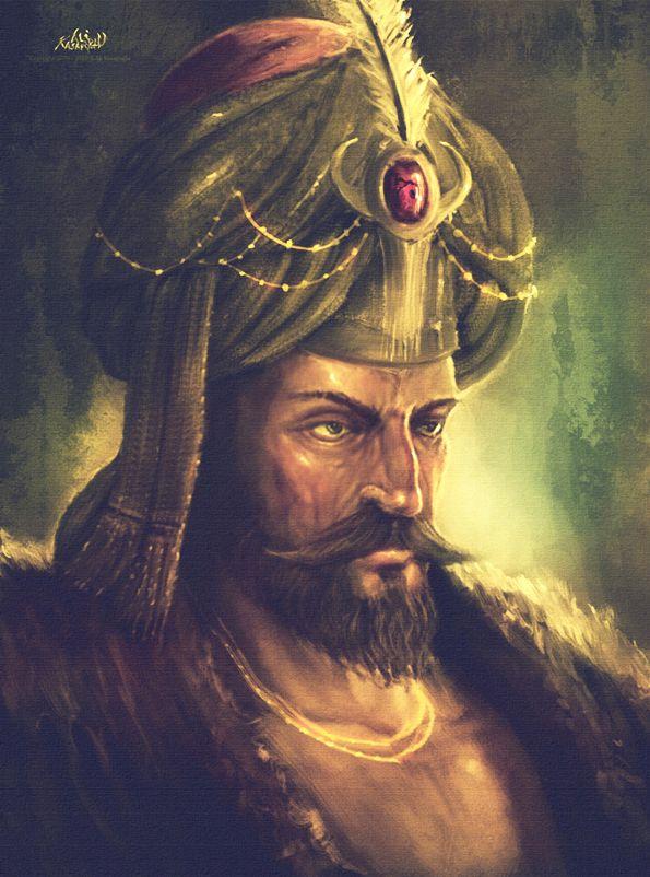 Hasil carian imej untuk sultan mehmet al fateh