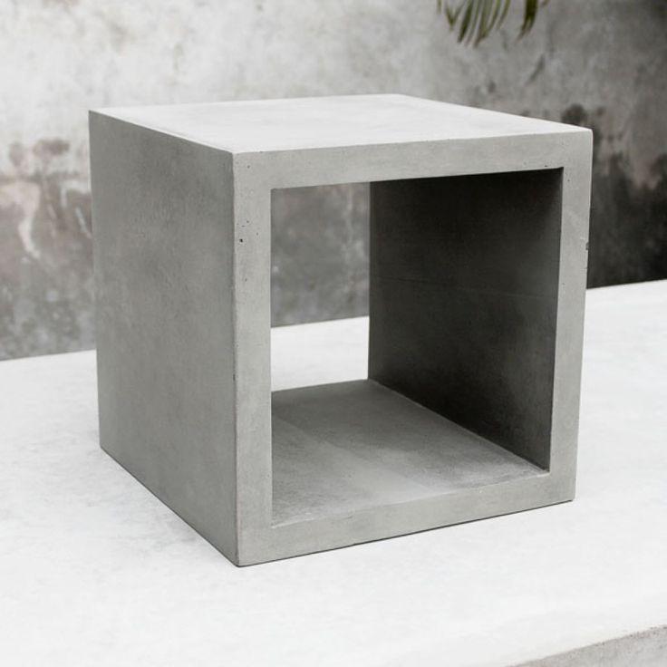 Les 25 meilleures id es de la cat gorie cubes de rangement - Maison cube beton ...