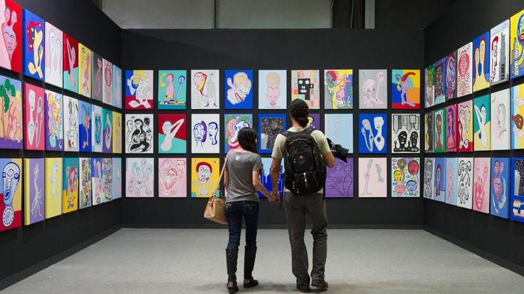 All Across Brazil, The Art Scene Is Shifting