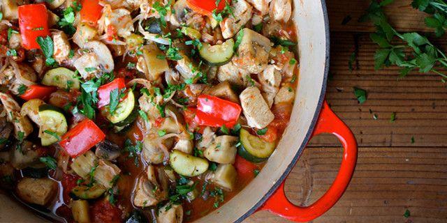 Chicken Cacciatore | BeachbodyBlog.com