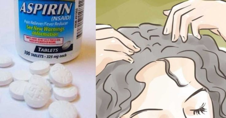 Αυτός είναι ο Λόγος που Τρίβει Ασπιρίνη στα Μαλλιά της. Γνωρίζατε ότι έχει Αυτές τις Εφαρμογές;
