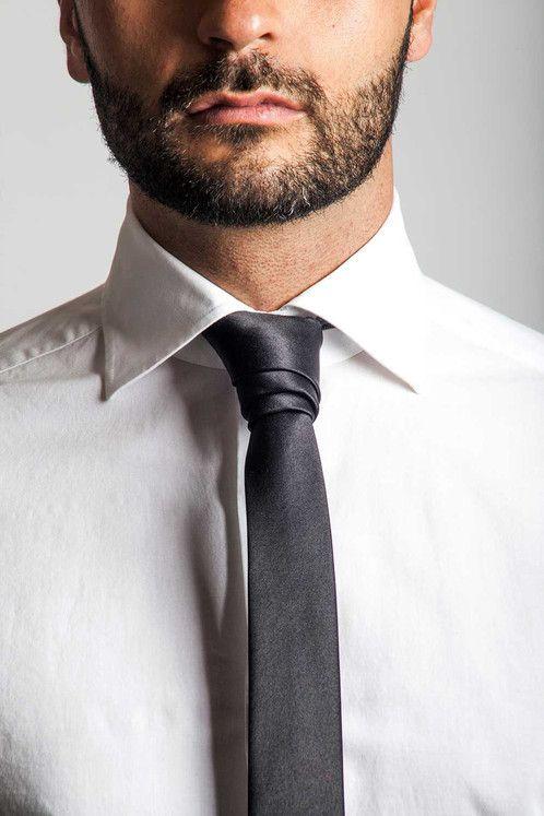 "Check out the Van Wijk 2"" Black Zipper Tie! Only at dashieties.com!"