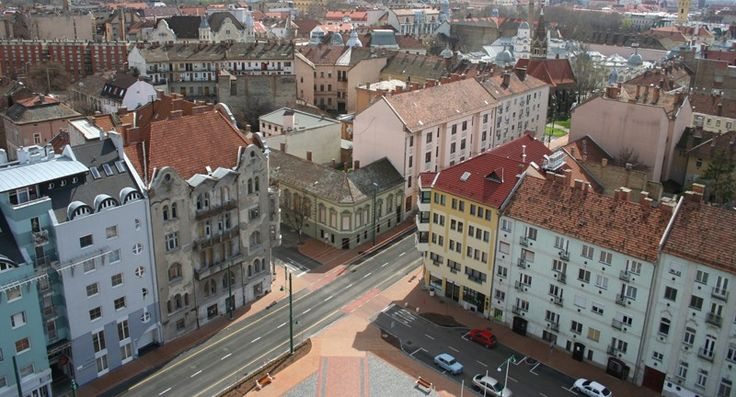 Szent István square