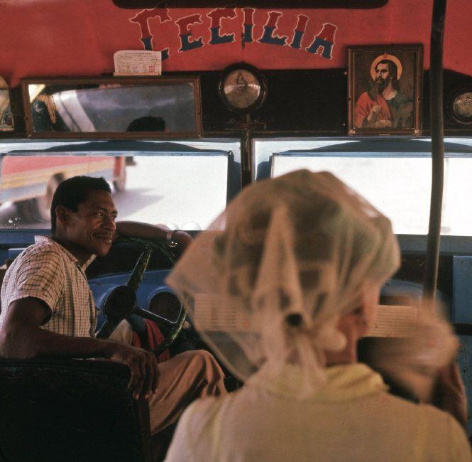 tesca. colombia, 1966. - danny lyon