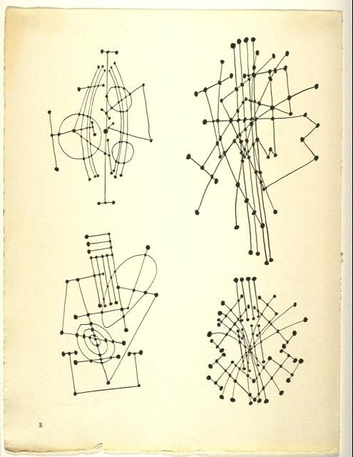 Pablo Picasso, Ink drawing, 1931