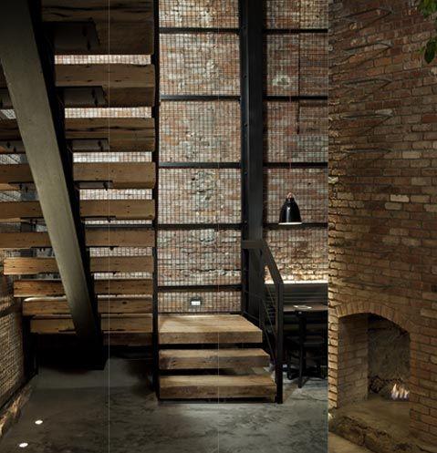 LET'S STAY: Modern Restaurant Design : Tartinery Nolita by Michel Abboud