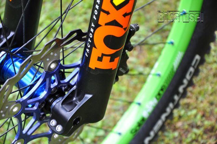 - custom bike from bikeinsel.com - #Knolly #Chilcotin #NeonJungle #Bikeinsel