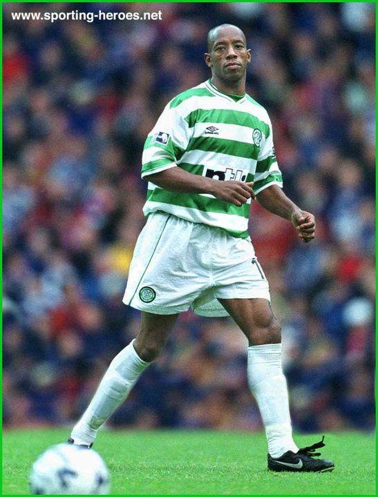 Ian Wright - 1999/00 - Celtic FC