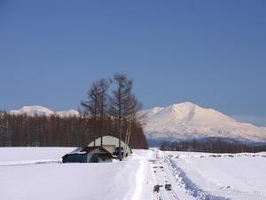Mt. Asahidake. Looking for more information aboout Hokkaido? Go Visit Asahikawa City. http://www.city.asahikawa.hokkaido.jp/