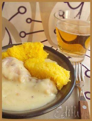 CIULAMA DE PUI CU USTUROI - Edith's Kitchen