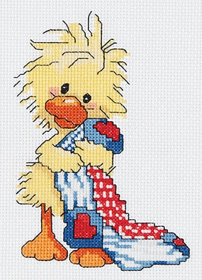 038-0210 Witzy & Quilt - Janlynn.com