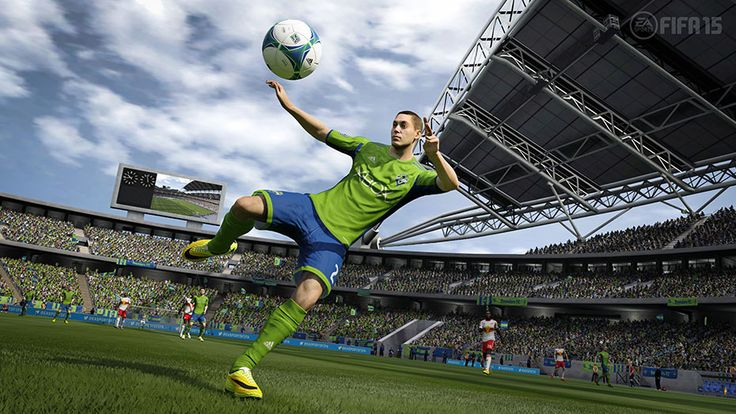 Улучшенный выбор позиции и командные действия в FIFA 18