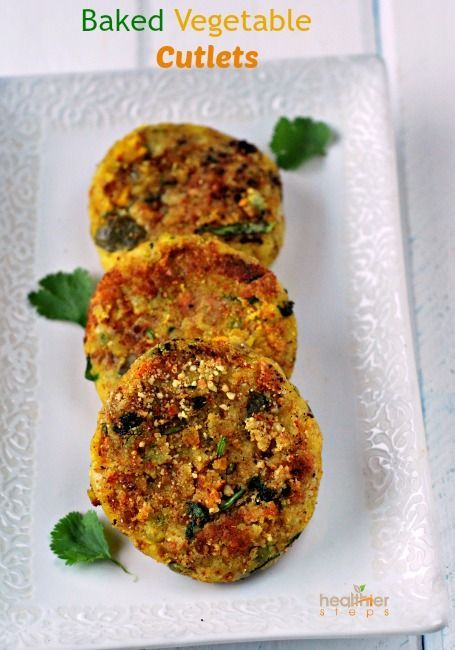 Vegetable Cutlets (Gluten Free) | Gluten Free and Vegan Recipes by Michelle Blackwood: