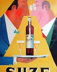 .Vintage Posters, Suze, He Art, Wine Art, Art Inspiration, Illustration, Art Mor, Ads, Art Favorite