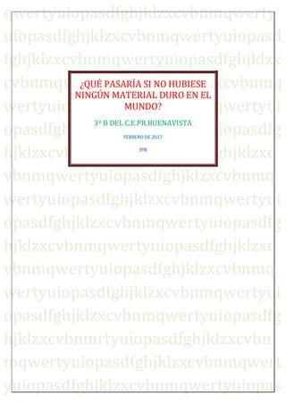 Blog de la biblioteca del CEPR Buenavista, San Jerónimo (Sevilla)