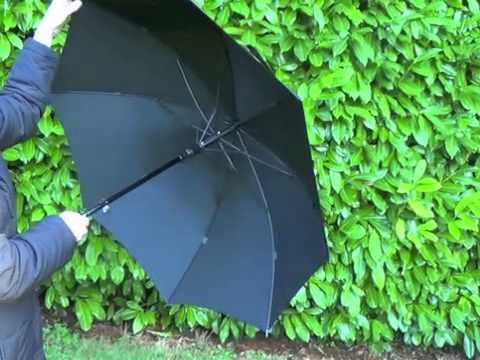 Double Cover Classic Long Umbrella from Cheeky Umbrella | Texas Kitchen