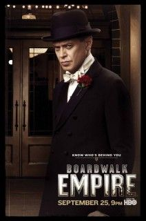 Nucky Thompson Boardwalk Empire Season 2
