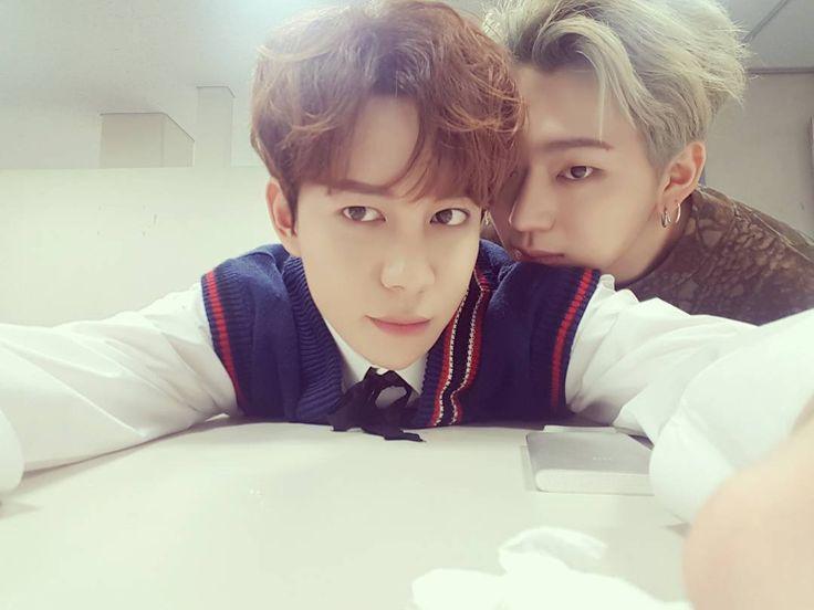 170401 #Kyung IG update #BlockB #ParkKyung