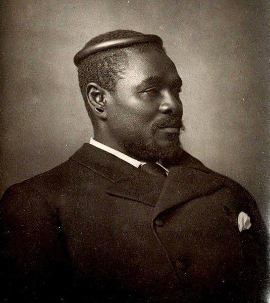 Zulu King Cetshwayo, Visits London