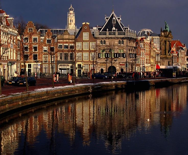 Haarlem, Netherlands~~~ nice small town near Amsterday. Very good place to stay out of the city