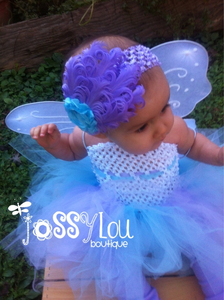 Infant to toddler fairy costume by JossyLou, $49.99