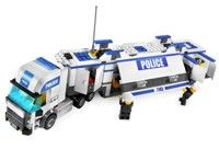 View LEGO instructions for Police Command Center set number 7743 to help you build these LEGO sets