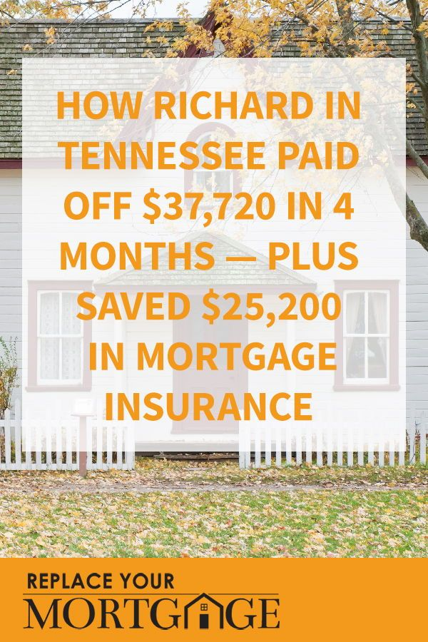 How Richard In Tennessee Paid Off 37 720 In 4 Months Plus