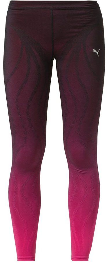 Puma RCVR POWER Tights purple  www.smartypantsvitamins.com