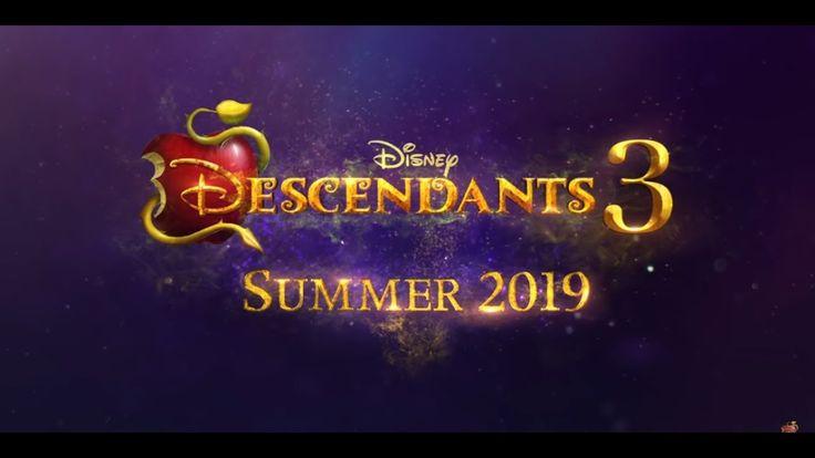 DESCENDIENTES 3 CONFIRMADO Y SUPER  AVANCE¡¡¡¡ SUMMER 2019¡¡