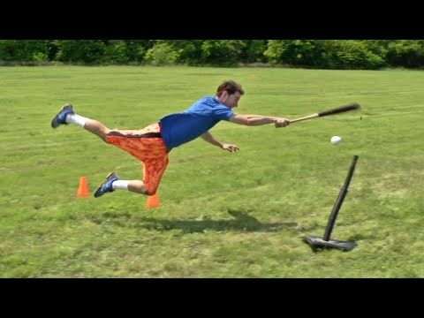 Dizzy Sports Battle | Dude Perfect - http://healthexercisesupport.com/dizzy-sports-battle-dude-perfect/