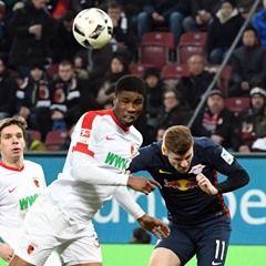 Bundesliga - Matchday 23 - FCAugsburg vs RB Leipzig