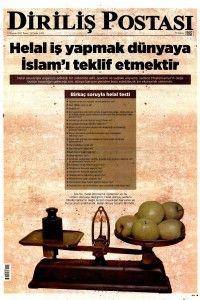 Diriliş Postası Gazetesi Diriliş Postası Gazetesi   https://bursagundem.com.tr/dirilis-postasi-gazetesi-9/