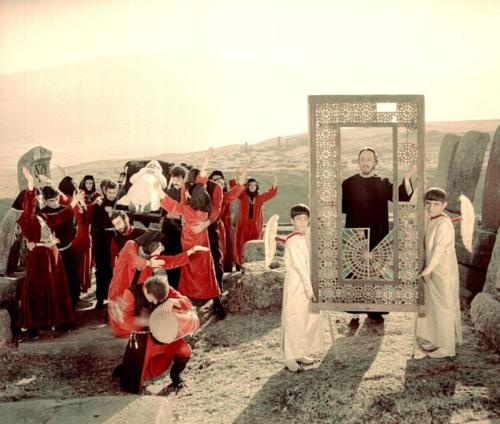 film The Colour of Pomegranates Sergei Paradjanov