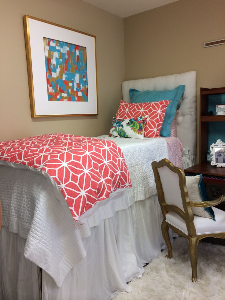 Best 296 College dorm rooms ideas on Pinterest | College dorms ...
