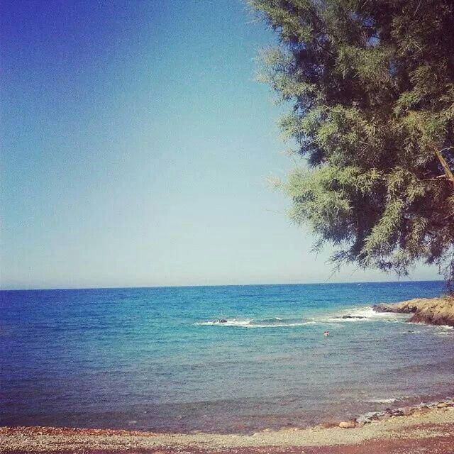 Limenaria beach