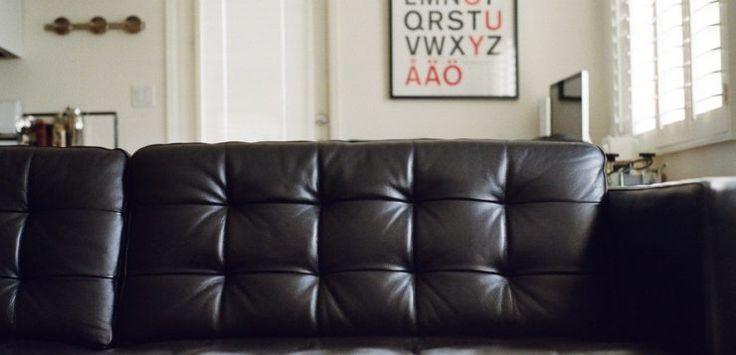 10 sfaturi pentru intretinerea unei canapele de piele