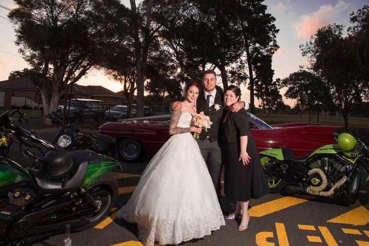Dale & Carmen's Beautiful Melbourne Wedding -205