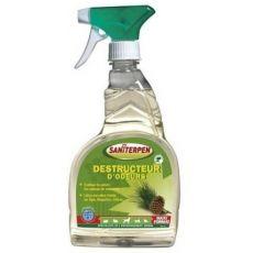 Saniterpen Destructeur D'odeur DES animaux de compagnie - d'origine naturelle - 750 ML - 13.95E