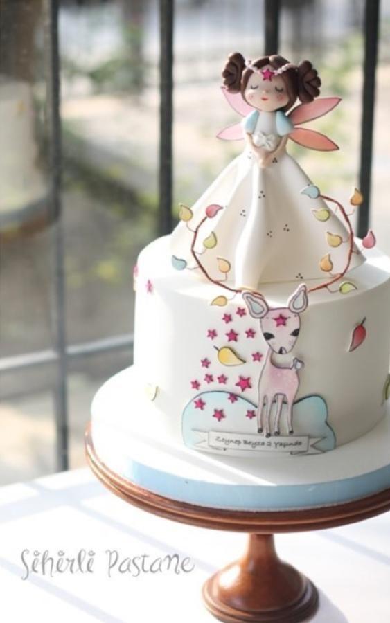 Fairy Cake by Sihirli Pastane