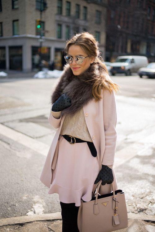 Perfectly undone feminine style - Gal Meets Glam