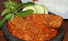 Resep Masakan Tempe Penyet -  Resep Masakan ini adalah salah satu masakan indonesia yang sering kita jumpai di kuliner-kuliner indonesia. Jika ingat resep masakan ini perut saya jadi keroncongan.